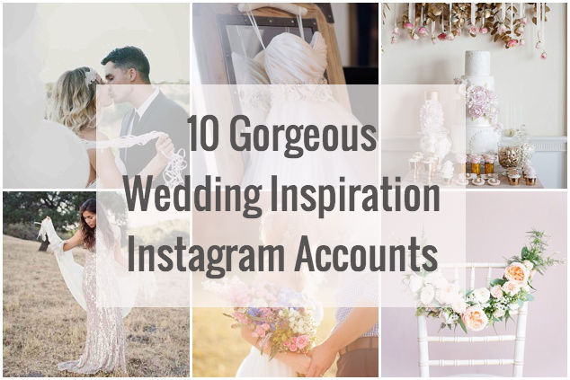 Bridal Musings Instagram