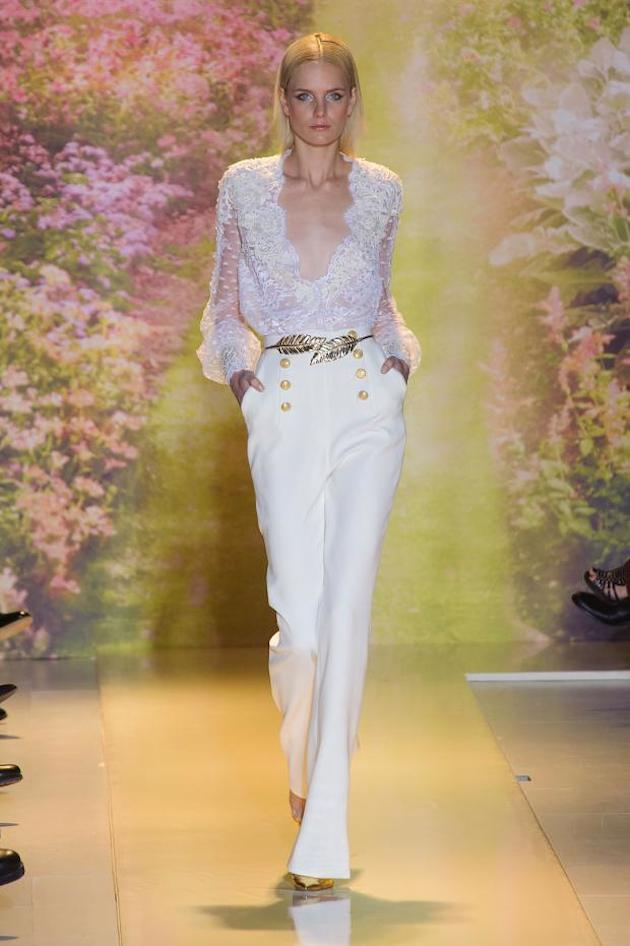 And The Bride Wore The Trousers Bridal Musings