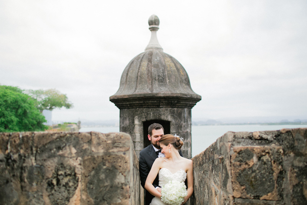 Destination Wedding in Puerto Rico | Vanessa Velez Photography | Bridal Musings Wedding Blog 18