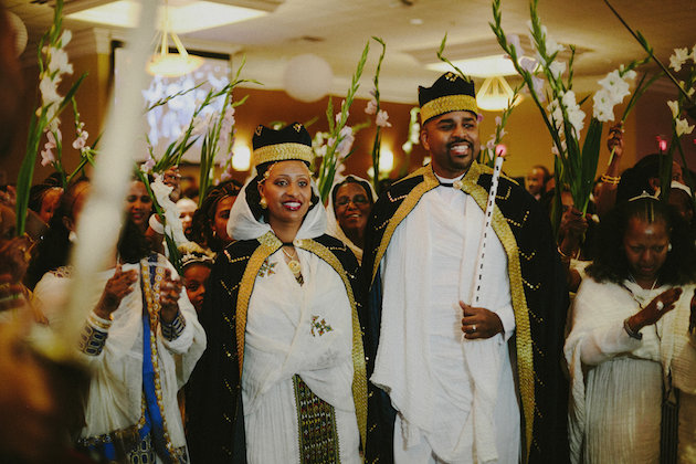 Amazing Traditional Eritrean Wedding Bridal Musings