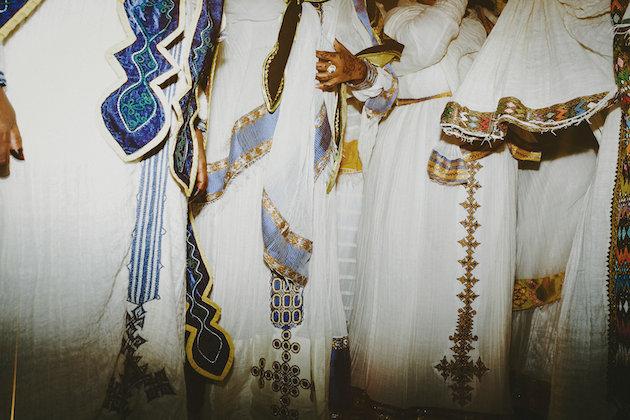 ethiopian wedding ceremony