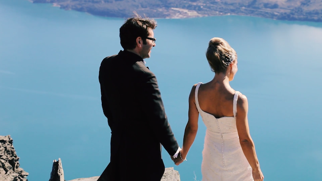 Incredible New Zealand Wedding Film | Sunshine Wedding Films | Bridal Musings Wedding Blog 1