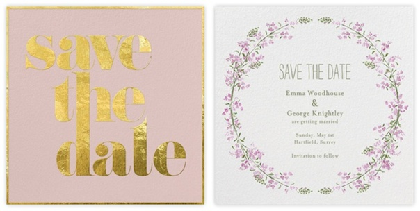 10 unique save the date ideas bridal musings weddbook