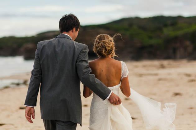 Stylish Beach Wedding | Don Barrington Photography | Bridal Musings Wedding Blog 21