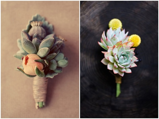 Ultimate Inspiration Guide for Succulents at your Wedding | Bridal Musings Wedding Blog 12
