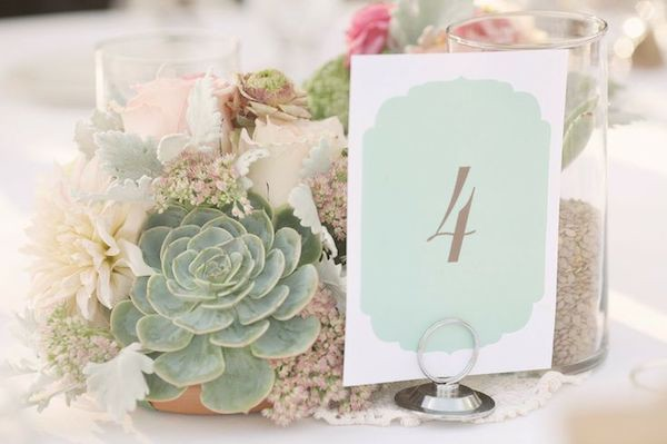 Ultimate Inspiration Guide for Succulents at your Wedding | Bridal Musings Wedding Blog 17