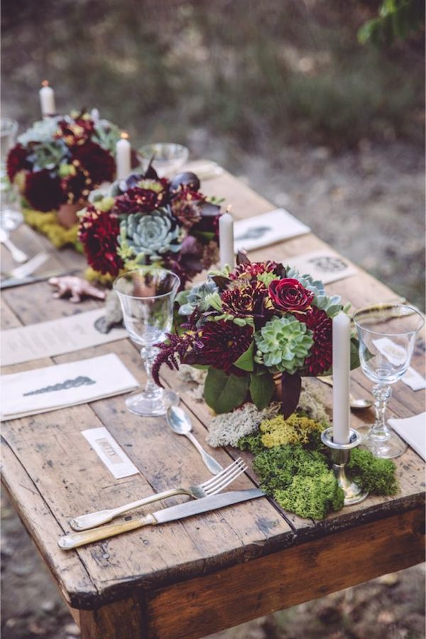 Ultimate Inspiration Guide for Succulents at your Wedding | Bridal Musings Wedding Blog 18