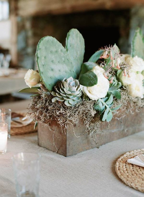 Ultimate Inspiration Guide for Succulents at your Wedding | Bridal Musings Wedding Blog 20