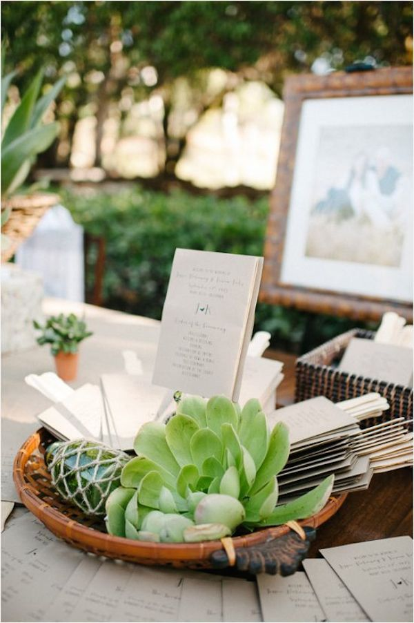 Ultimate Inspiration Guide for Succulents at your Wedding | Bridal Musings Wedding Blog 29