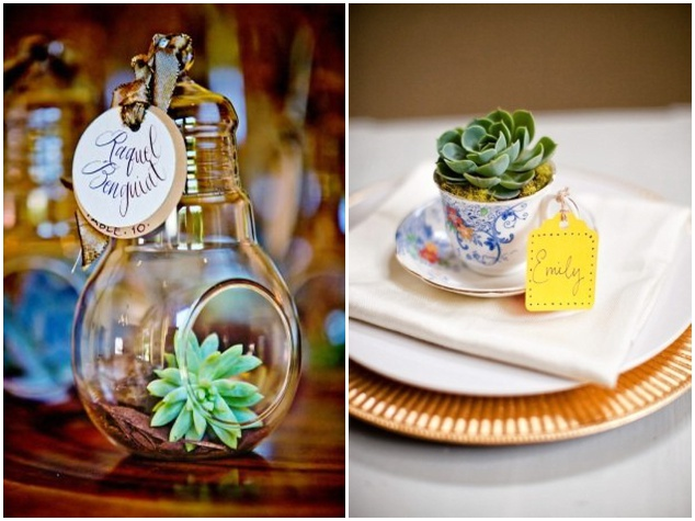 Ultimate Inspiration Guide for Succulents at your Wedding | Bridal Musings Wedding Blog 36