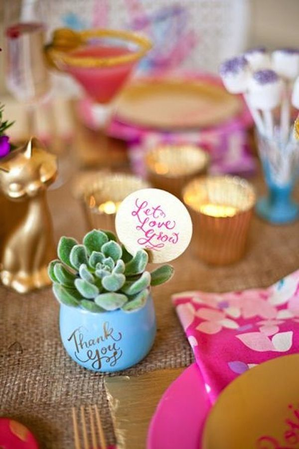 Ultimate Inspiration Guide for Succulents at your Wedding | Bridal Musings Wedding Blog 37
