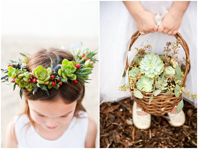 Ultimate Inspiration Guide for Succulents at your Wedding | Bridal Musings Wedding Blog 38