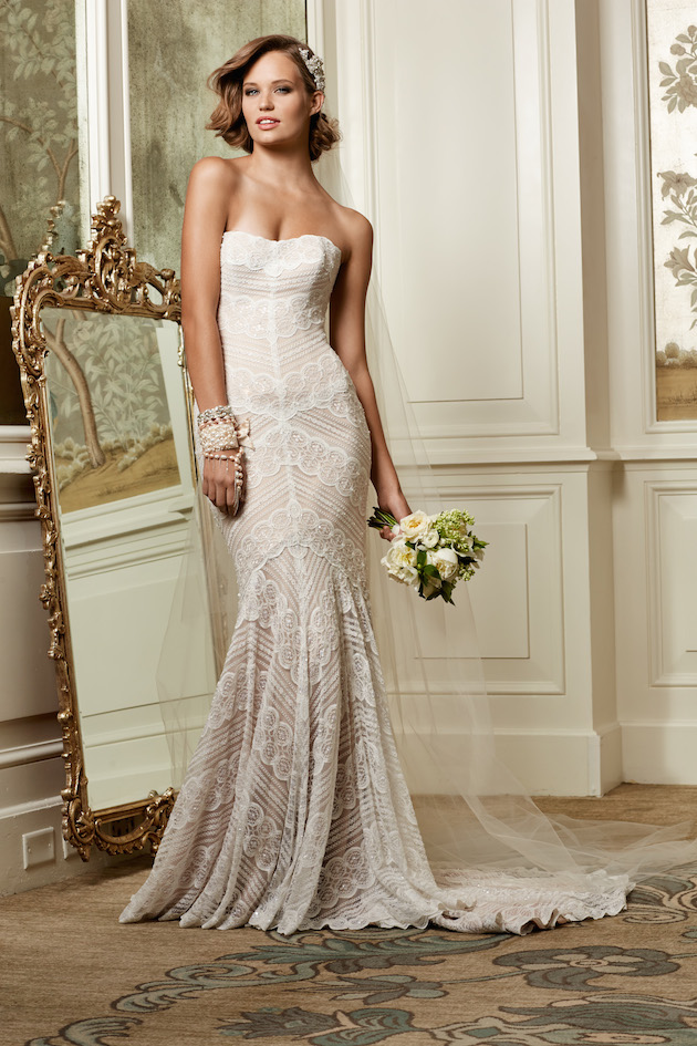 wedding blog gowns trends bridal from fall collection