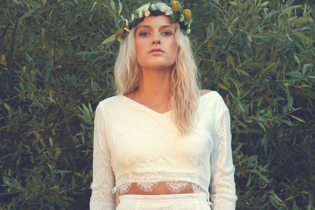 Crop Top Brides | Bridal Musings