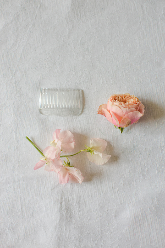 DIY Flower Slide Tutorial | Bridal Musings Wedding Blog 1