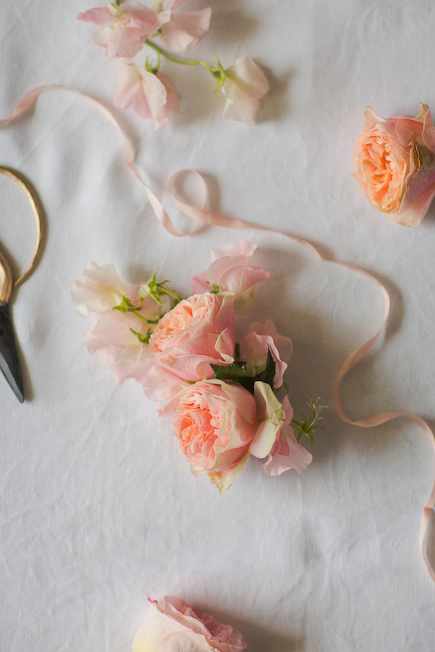 DIY Flower Slide Tutorial | Bridal Musings Wedding Blog 5