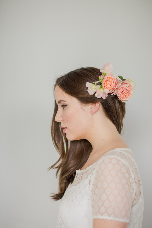 DIY Flower Slide Tutorial | Bridal Musings Wedding Blog 6