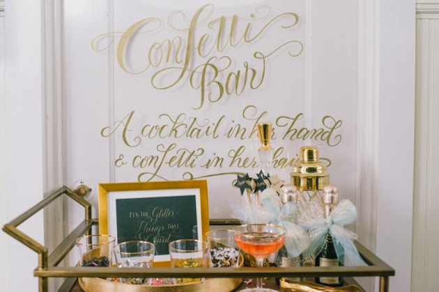 The top 10 fun & fabulous wedding confetti ideas! - Confetti Bar