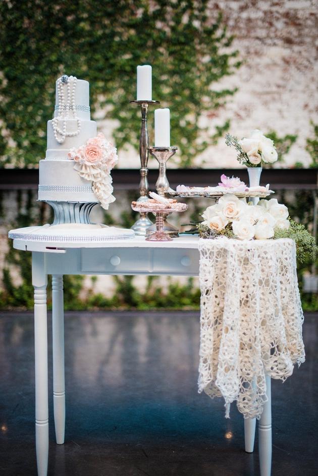 2014 Wedding Cake Trends #7 Dessert Tables | Bridal Musings