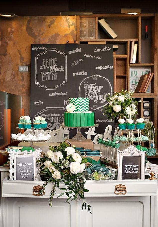 2014 Wedding Cake Trends 7 Dessert Tables Bridal Musings
