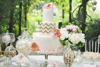 2014 Wedding Cake Trends #7 – Dessert Tables