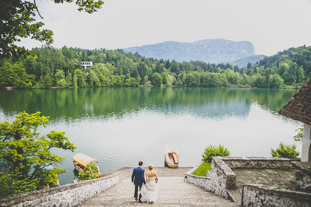 Destination Wedding in Slovenia | Bridal Musings Wedding Blog 2