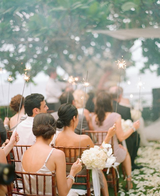 Fireworks and Sparklers | 4th of July Wedding Ideas | Bridal Musings Wedding Blog 5