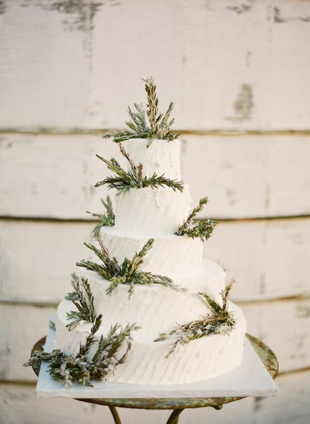 Foliage is the new Flowers | Bridal Musings Wedding Blog 1