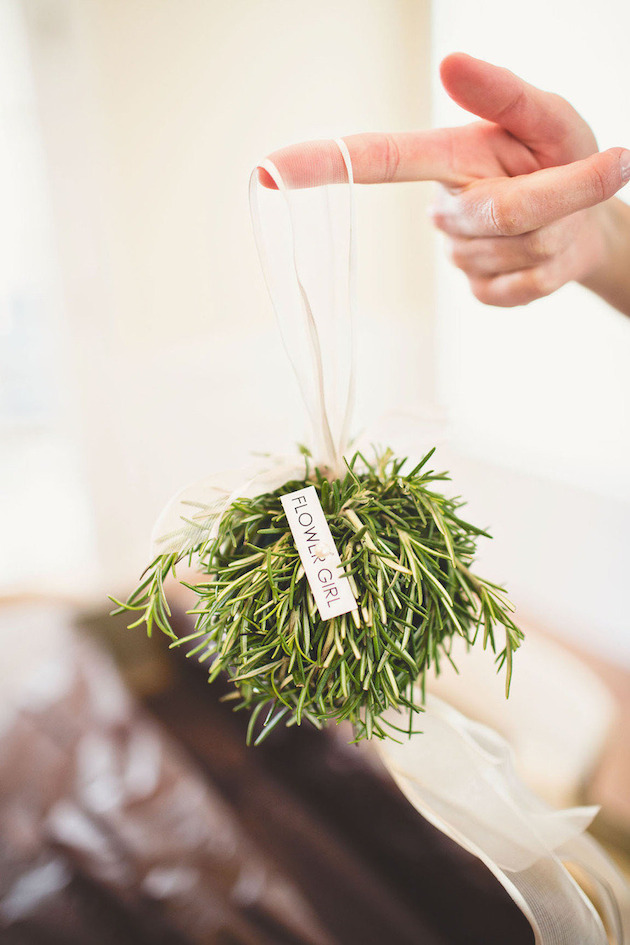 Foliage is the new Flowers | Bridal Musings Wedding Blog 26