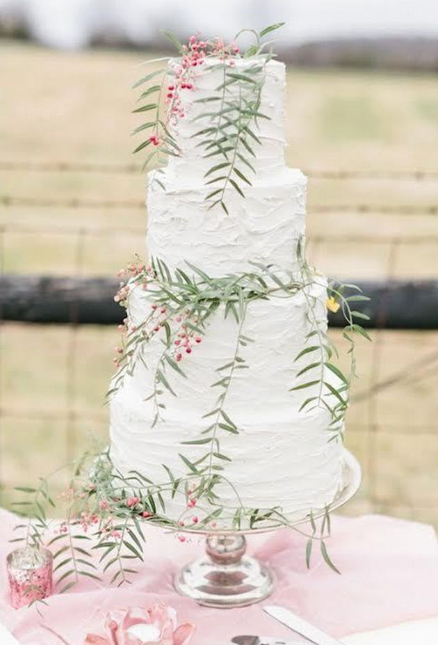 Foliage is the new Flowers | Bridal Musings Wedding Blog 28
