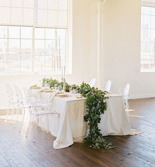 Foliage is the new Flowers | Bridal Musings Wedding Blog 6