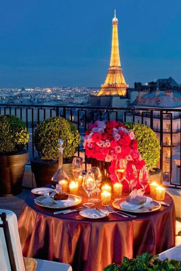 The 10 Coolest Rooftop Wedding Venues In World Weddbook