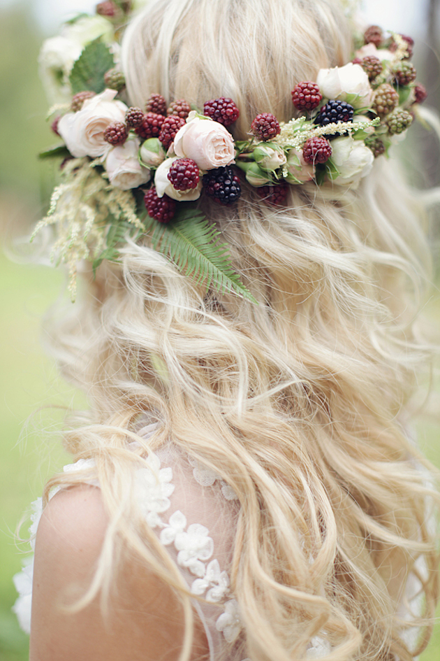 Fresh Fruit Wedding Inspiration | Bridal Musings Wedding Blog 10
