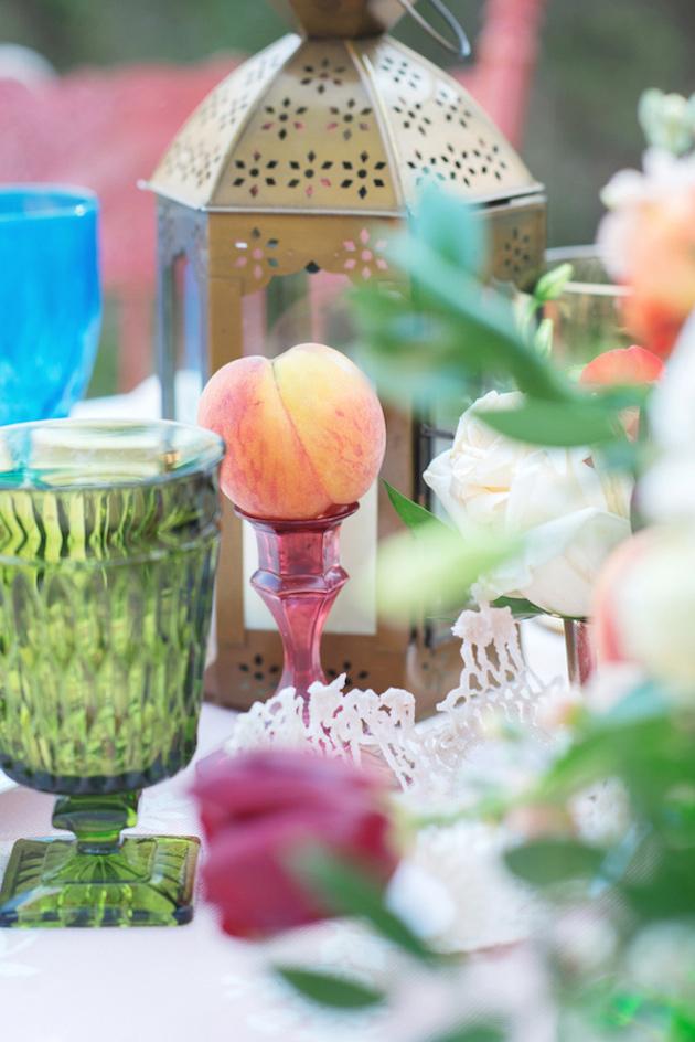 Fresh Fruit Wedding Inspiration | Bridal Musings Wedding Blog 11