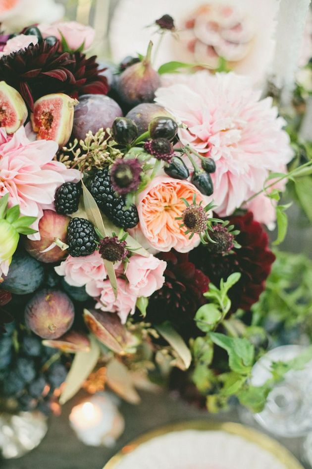 Fresh Fruit Wedding Inspiration | Bridal Musings Wedding Blog 14