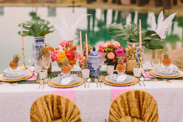Fresh Fruit Wedding Inspiration | Bridal Musings Wedding Blog 15