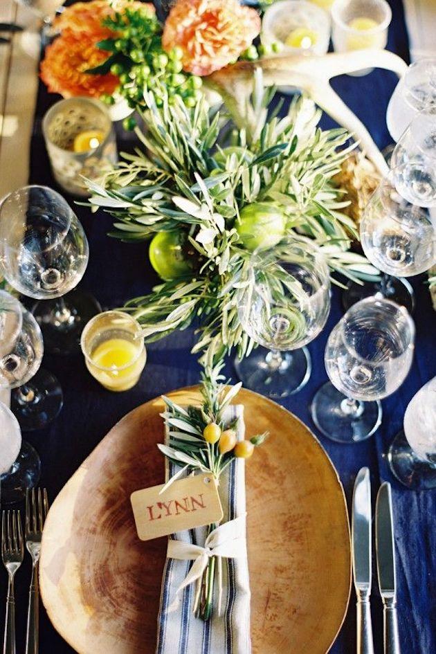 Fresh Fruit Wedding Inspiration | Bridal Musings Wedding Blog 16