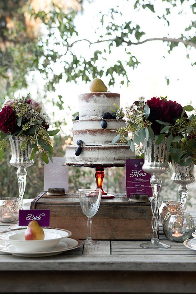 Fresh Fruit Wedding Inspiration | Bridal Musings Wedding Blog 17