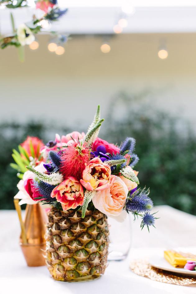 Fresh Fruit Wedding Inspiration | Bridal Musings Wedding Blog 22