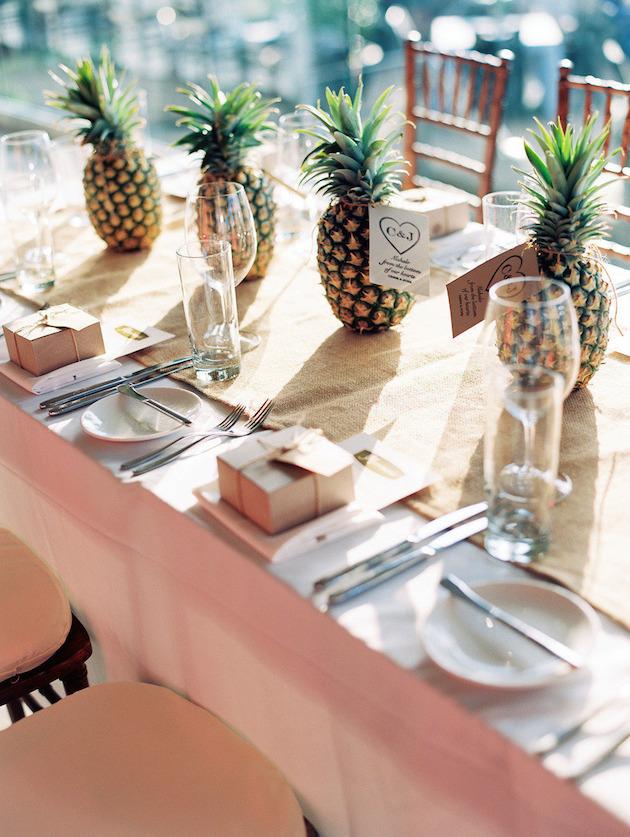 Fresh Fruit Wedding Inspiration | Bridal Musings Wedding Blog 23