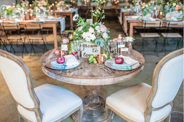 Fresh Fruit Wedding Inspiration | Bridal Musings Wedding Blog 26
