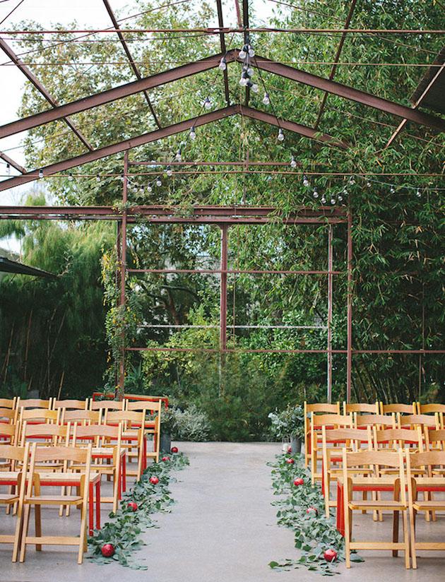Fresh Fruit Wedding Inspiration | Bridal Musings Wedding Blog 27
