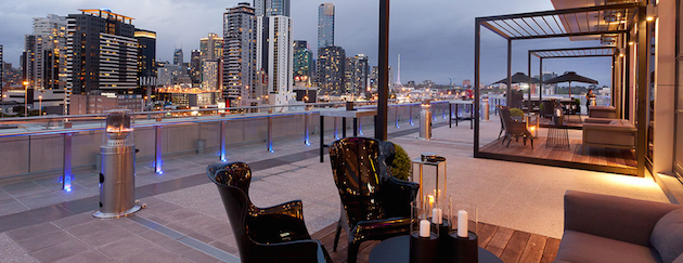 The 10 Coolest Rooftop Wedding Venues In The World Weddbook