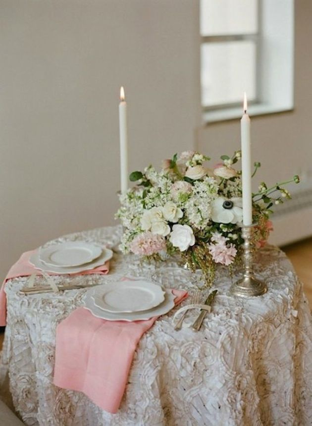 Sweetheart Table Inspiration Bridal Musings Wedding Blog