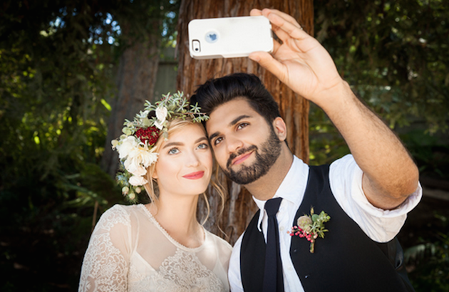 Technology at your Wedding | Bridal Musings Wedding Blog
