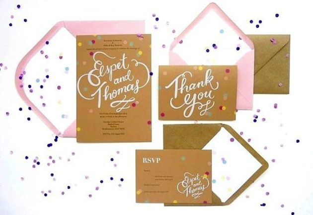 The top 10 fun & fabulous wedding confetti ideas! - Confetti Invitations