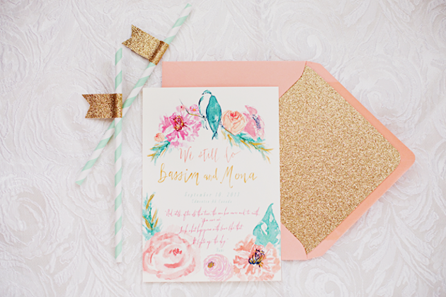 13 Unique Envelope Inserts | Wedding Stationery | Bridal Musings Wedding Blog 3