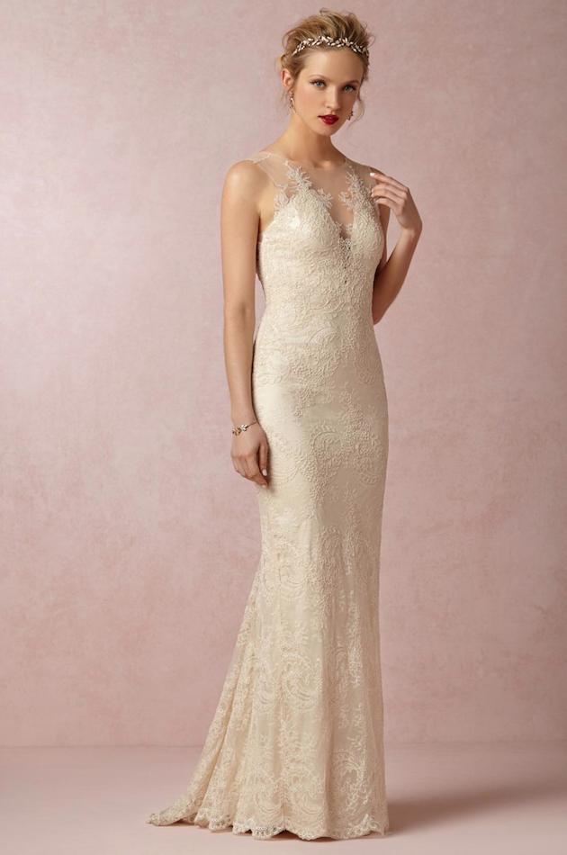 Sneak peek bhldn fall 2014 wedding dress collection for Wedding dresses like bhldn