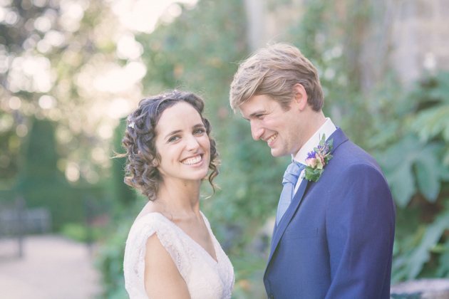 Gorgeous Garden Wedding | Lisa Dawn Photography | Bridal Musings Wedding Blog 23