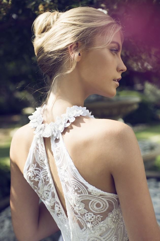 Riki Dalal 2014 Wedding Dress Collection | Sheer Sexy Wedding Dresses | Bridal Musings Wedding Blog 15